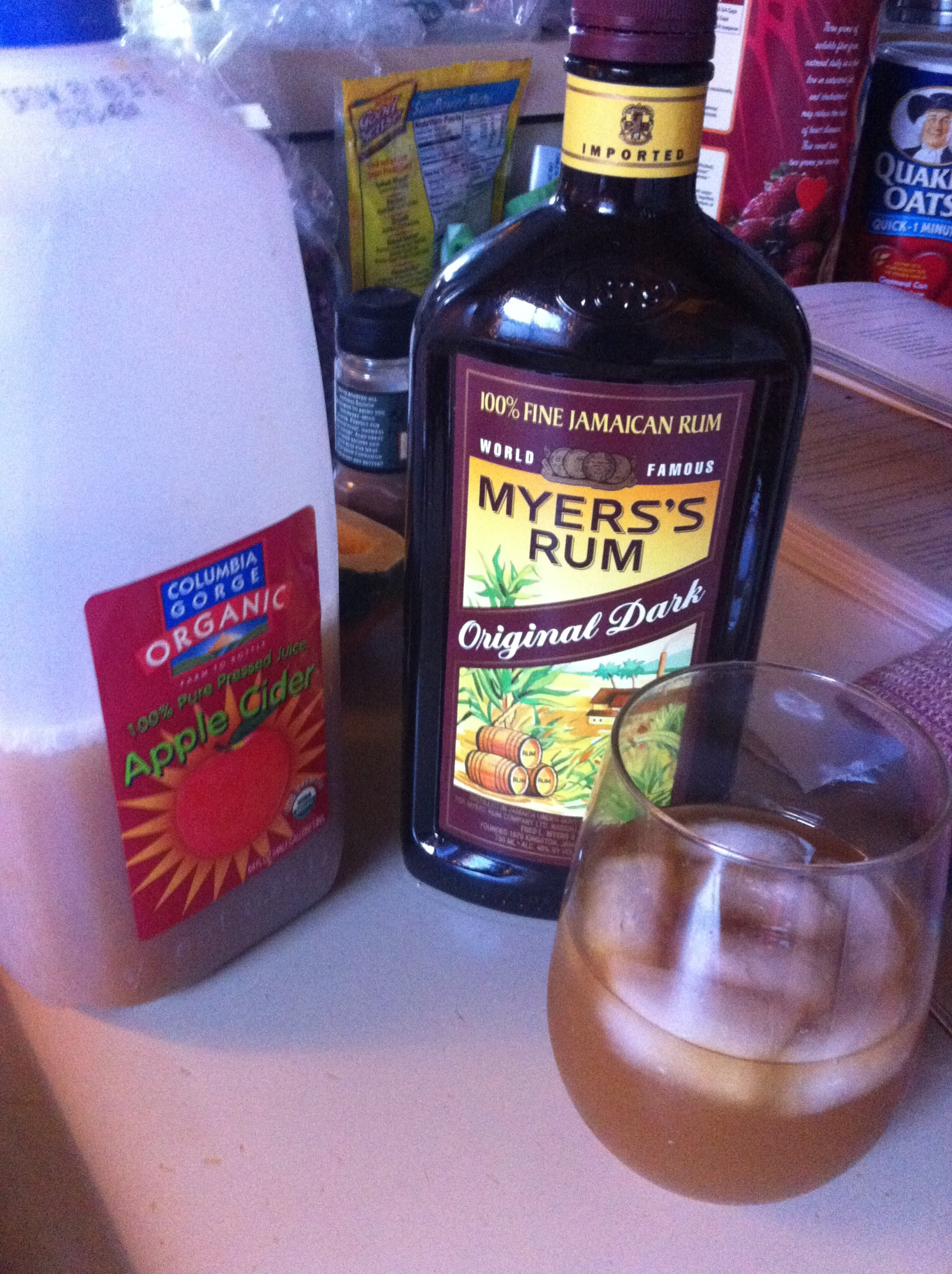 Drinks Made With Myers Rum