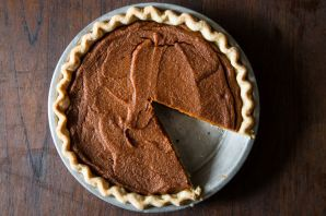 You Won't Believe its Vegan Pumpkin Pie